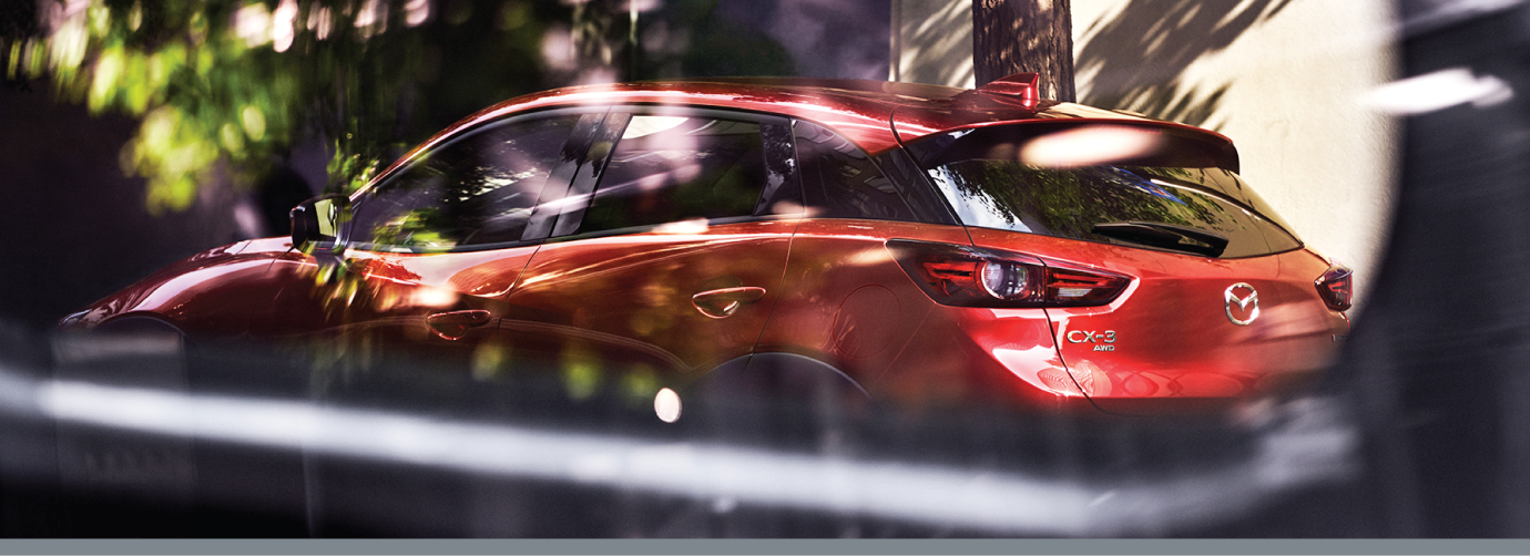 New 2021 Mazda CX-3