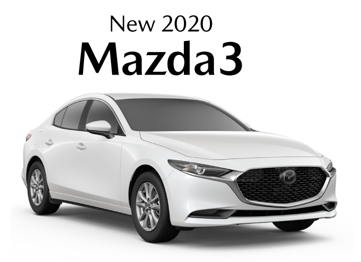 Med Center Mazda New Mazda3 Special