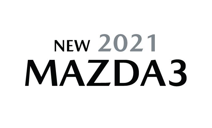 New 2021 Mazda3