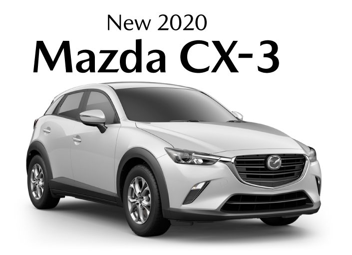 Med Center Mazda - New Mazda CX-3 Special