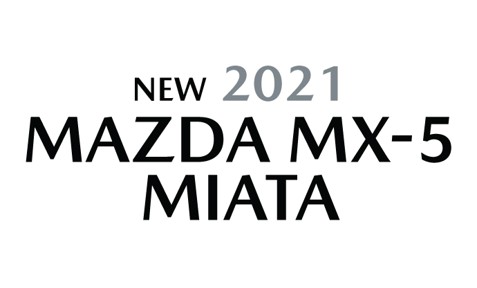 New 2021 Mazda MX-5 Miata