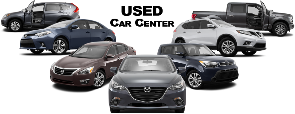 Used Mazda Cars SUVs and Trucks