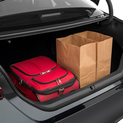 Toyota Avalon Cargo Space