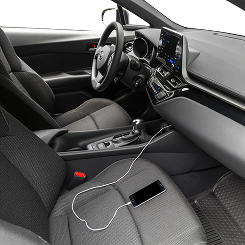 Toyota CH-R Technology Features