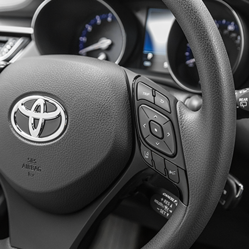 Toyota CH-R Available Safety Features
