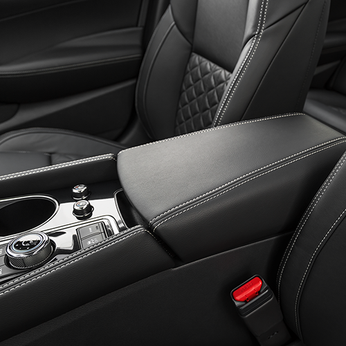 2019 Nissan Maxima Cup Holders