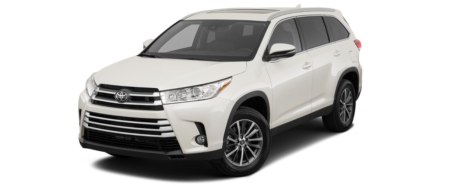 2019 Toyota Highlander for sale in Houston TX