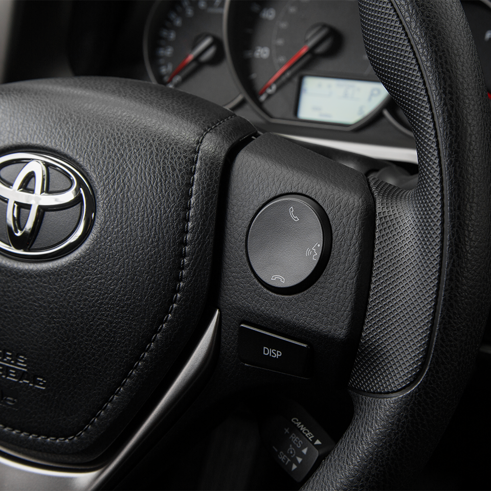 Toyota RAV4 Technology Features