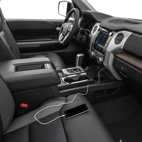 Toyota Tundra Technology Features