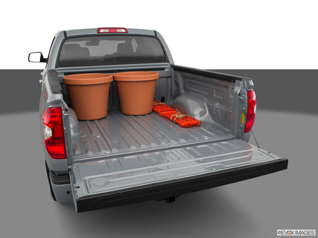 Toyota Tundra Trunk space
