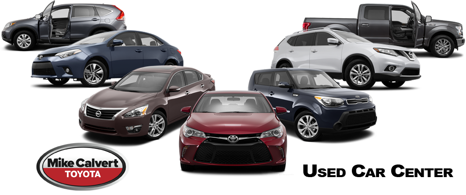 Used Car Specials At Mike Calvert Toyota Houston Tx