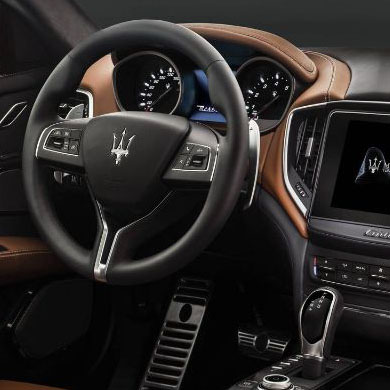 2018 Maserati Ghibli dash Washington DC