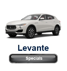 Maserati of Tysons Levante Specials