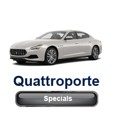 Maserati of Tysons Quattroporte Specials