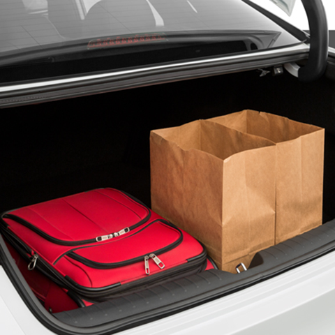 2019 Kia Optima Trunk
