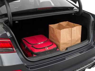 Kia Optima Cargo Space