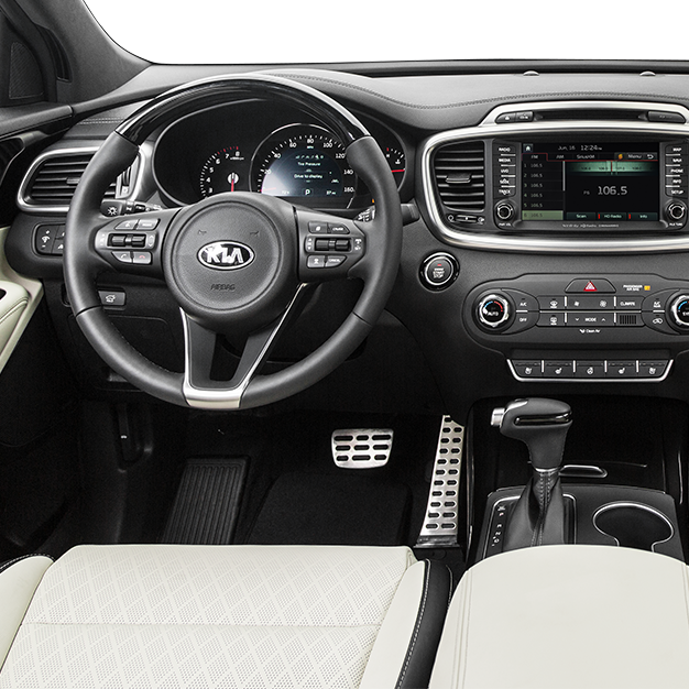 2017 Kia Sorento Steering Wheel
