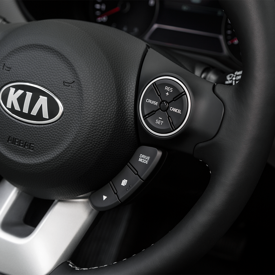 2017 Kia Soul Available Safety Features