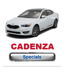 Kia Cadenza Specials Corpus Christi, TX