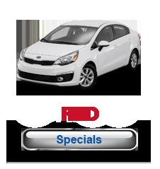Kia Rio Specials Corpus Christi, TX
