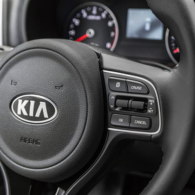 2019 Kia Sportage Safety Features