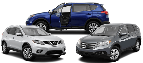 Used SUV Specials