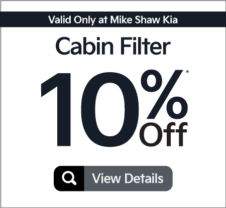 Cabin Filter 10% off | Click to View Details