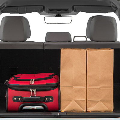 Subary Forester Cargo Space