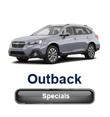 New Subaru Outback Specials in Thornton CO