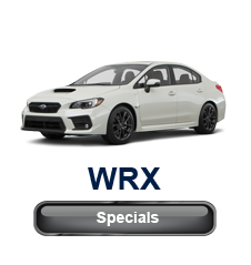 New Subaru WRX Specials in Thornton CO