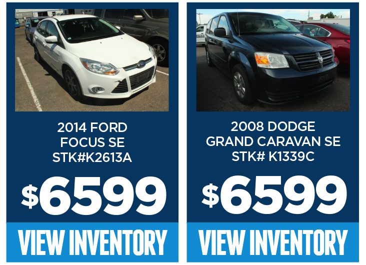 Monthly Used Specials at Mike Shaw Subaru