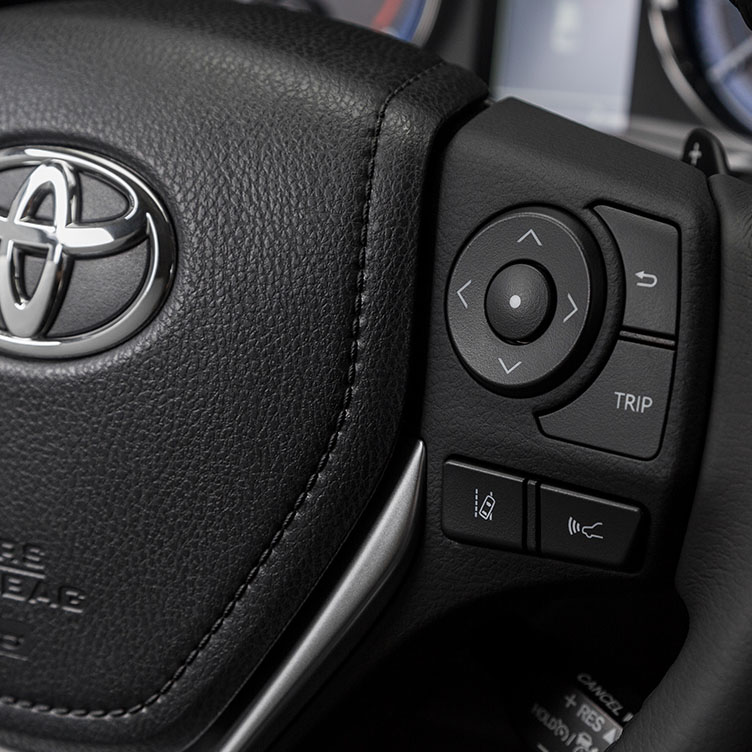 2017 Toyota Corolla Available Safety Features Corpus Christi, TX