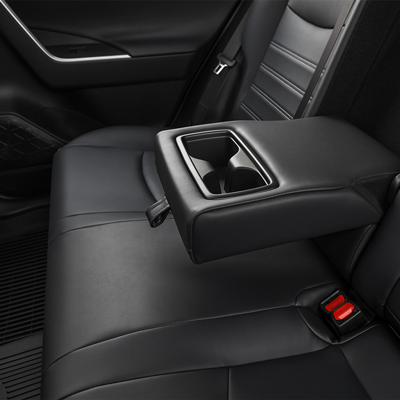 2019 Toyota RAV4 Cup Holders