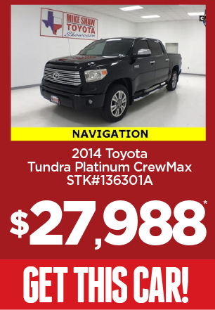 used vehicle offer Corpus Christi, TX