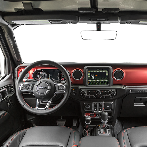 Jeep Wrangler Interior Pell City