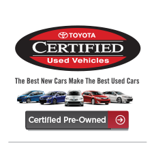 Certified Used Toyota Specials Manassas, VA