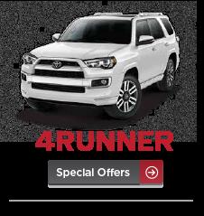 Toyota 4Runner Specials Manassas, VA