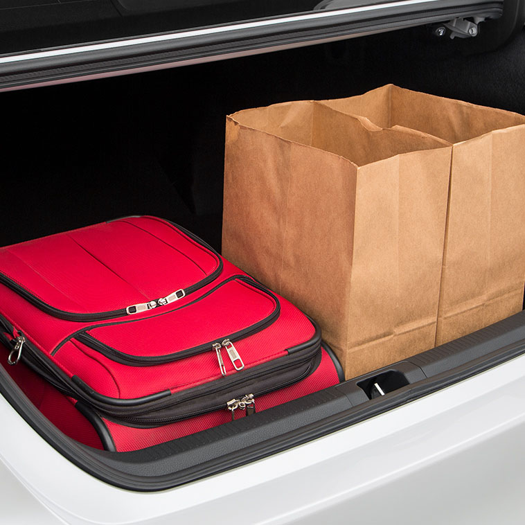 2018 camry trunk