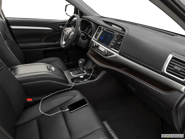 2019 Toyota Highlander Technology Connectivity Features