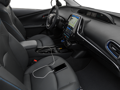 2020 Prius Technology Features