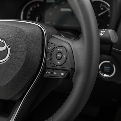 2019 Toyota RAV4 Steering Wheel