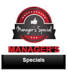 Toyota Manager Specials Manassas, VA