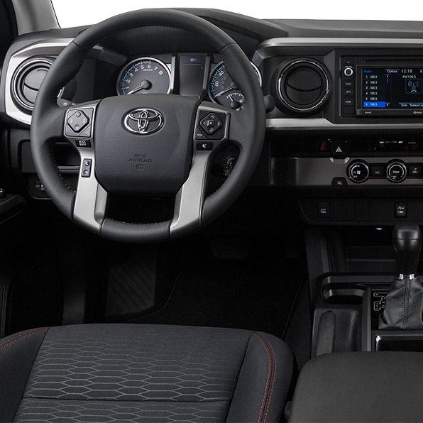 2017 Toyota Tacoma Center Console