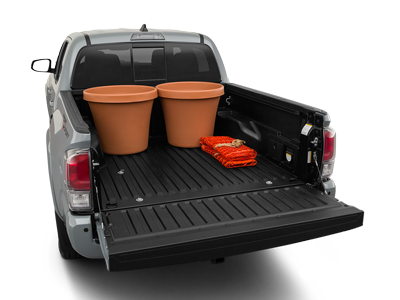 2020 Toyota Tacoma Trunk space