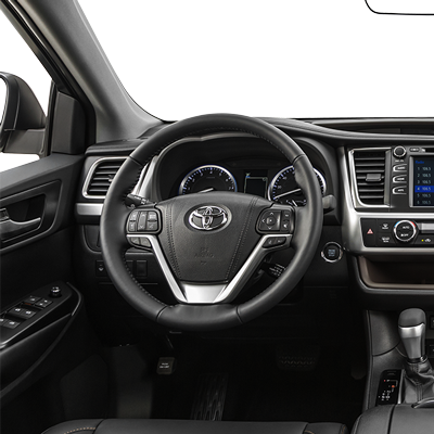 2019 Highlander Steering Column