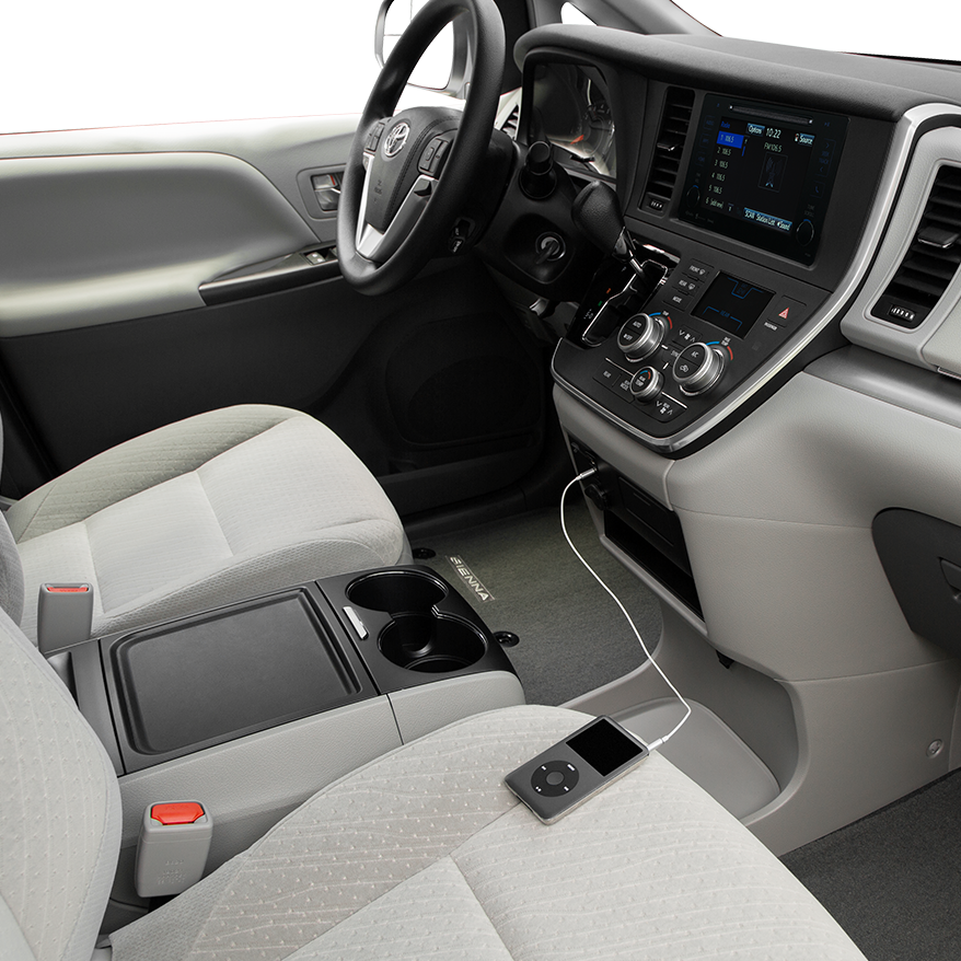 2016 Toyota Sienna Available Technology Features