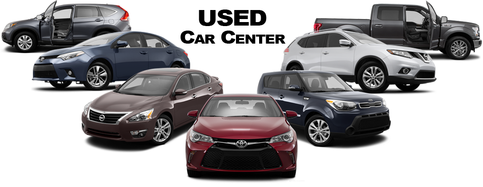 Used Car Center at Miller Toyota