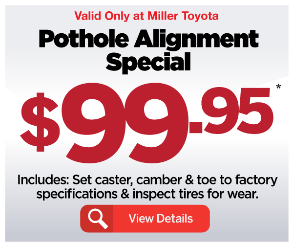 Camry 4 Wheel Alignment - View Details