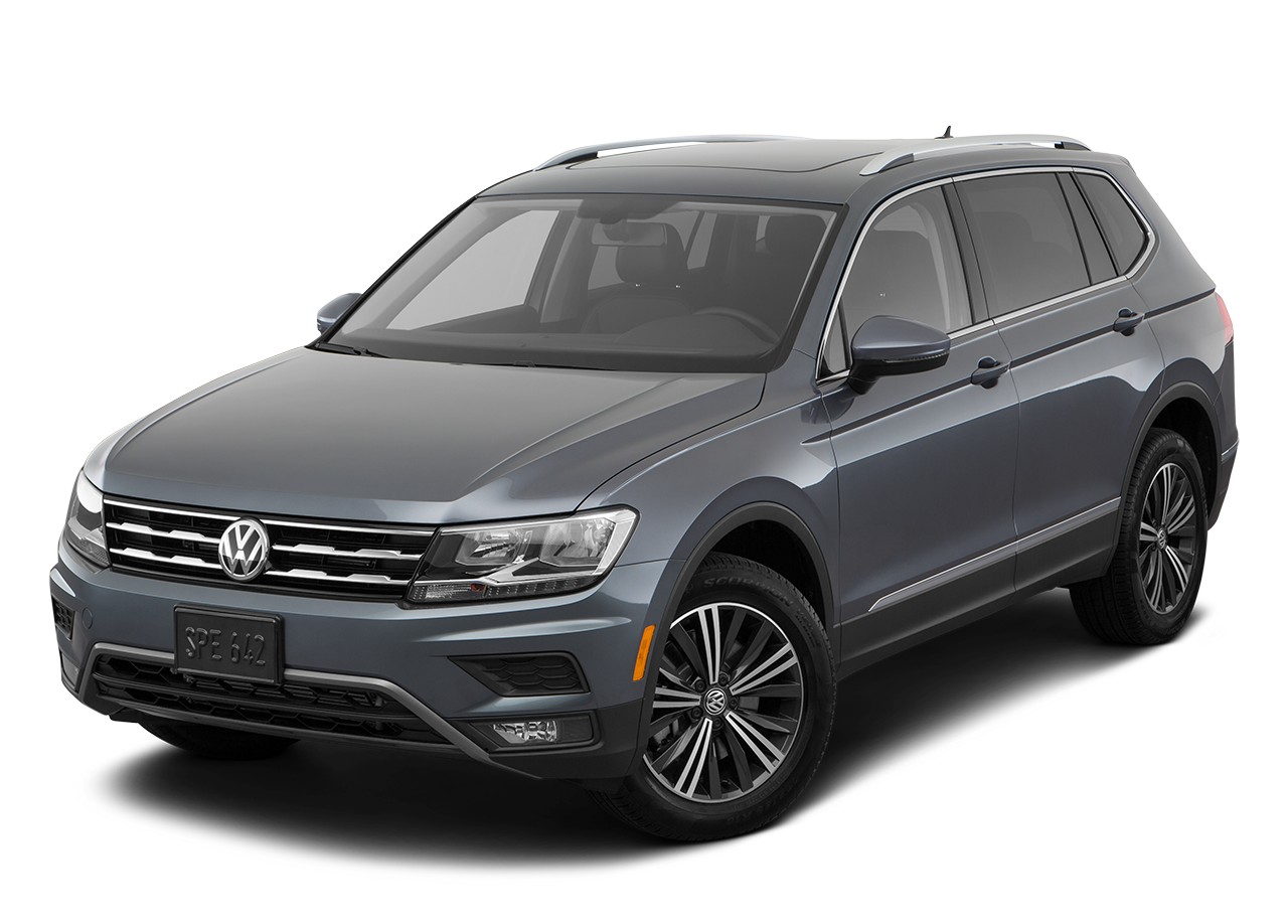 All-New 2018 Volkswagen Tiguan in Fredericksburg, VA