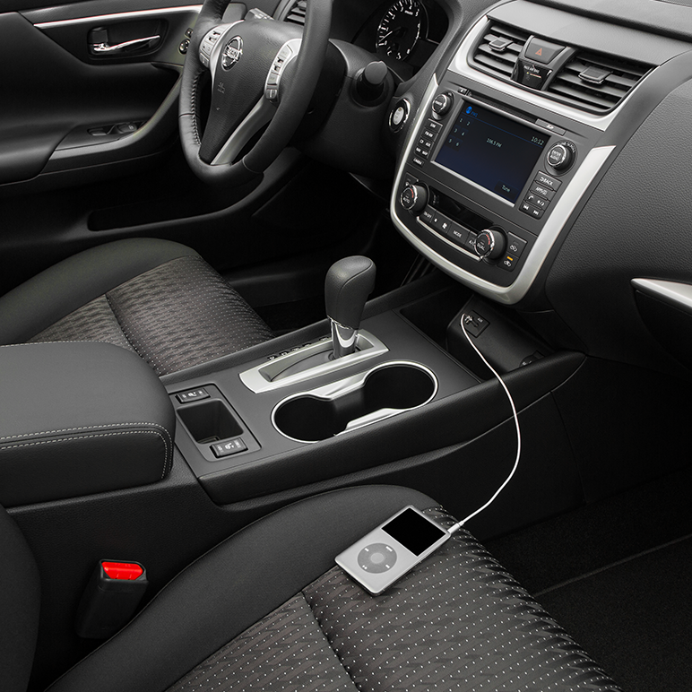 2016 Nissan Altima Technology Features